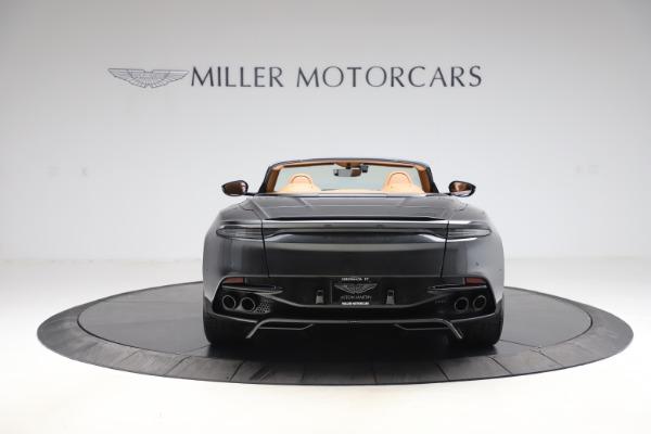 New 2021 Aston Martin DBS Superleggera Volante Convertible for sale $402,786 at Aston Martin of Greenwich in Greenwich CT 06830 5