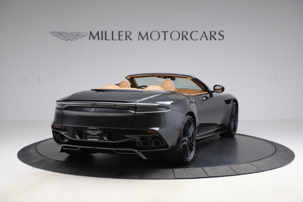 New 2021 Aston Martin DBS Superleggera Volante for sale Sold at Aston Martin of Greenwich in Greenwich CT 06830 6