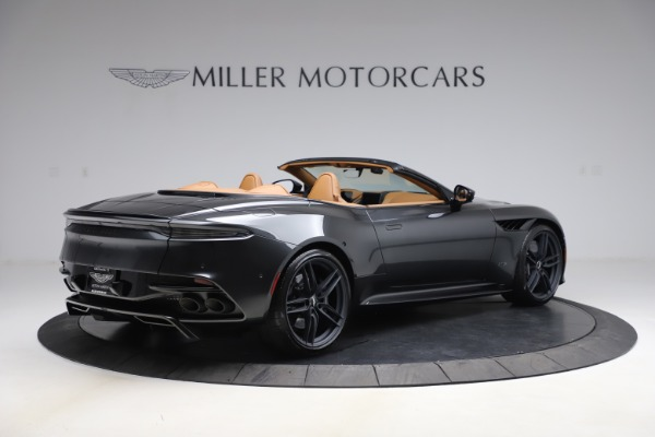 New 2021 Aston Martin DBS Superleggera Volante for sale Sold at Aston Martin of Greenwich in Greenwich CT 06830 7