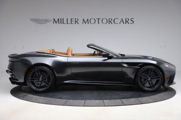 New 2021 Aston Martin DBS Superleggera Volante for sale Sold at Aston Martin of Greenwich in Greenwich CT 06830 8