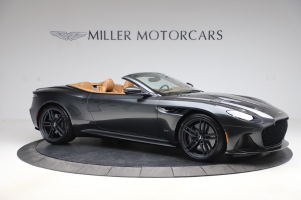 New 2021 Aston Martin DBS Superleggera Volante Convertible for sale $402,786 at Aston Martin of Greenwich in Greenwich CT 06830 9