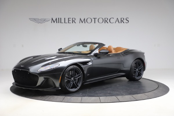 New 2021 Aston Martin DBS Superleggera Volante for sale Sold at Aston Martin of Greenwich in Greenwich CT 06830 1