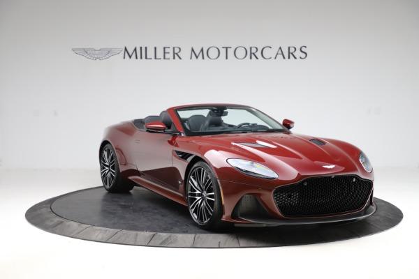 New 2021 Aston Martin DBS Superleggera Volante for sale $362,486 at Aston Martin of Greenwich in Greenwich CT 06830 10