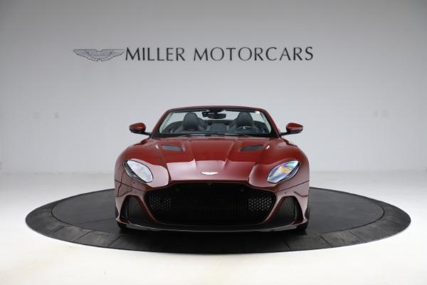 New 2021 Aston Martin DBS Superleggera Volante Convertible for sale $362,486 at Aston Martin of Greenwich in Greenwich CT 06830 11