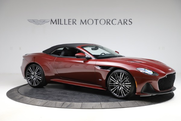 New 2021 Aston Martin DBS Superleggera Volante for sale $362,486 at Aston Martin of Greenwich in Greenwich CT 06830 13