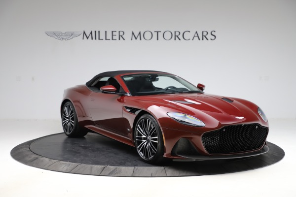 New 2021 Aston Martin DBS Superleggera Volante for sale $362,486 at Aston Martin of Greenwich in Greenwich CT 06830 15