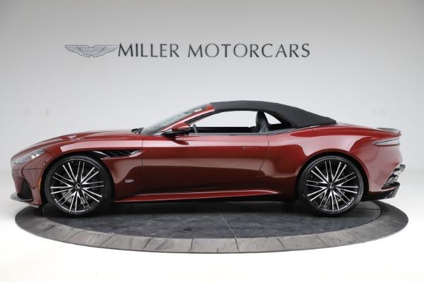 New 2021 Aston Martin DBS Superleggera Volante for sale $362,486 at Aston Martin of Greenwich in Greenwich CT 06830 17