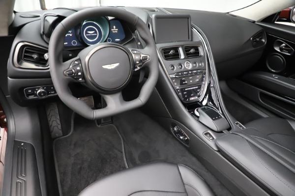 New 2021 Aston Martin DBS Superleggera Volante Convertible for sale $362,486 at Aston Martin of Greenwich in Greenwich CT 06830 19