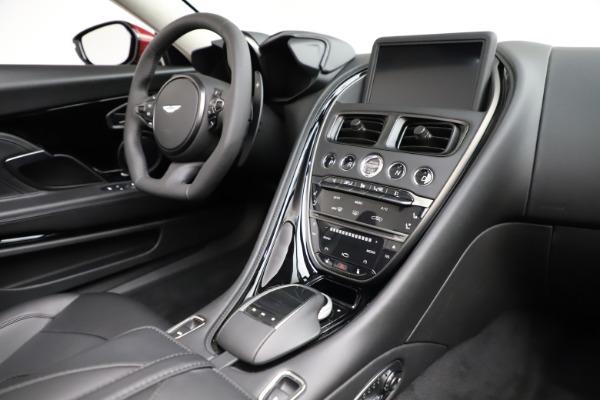 New 2021 Aston Martin DBS Superleggera Volante for sale $362,486 at Aston Martin of Greenwich in Greenwich CT 06830 22