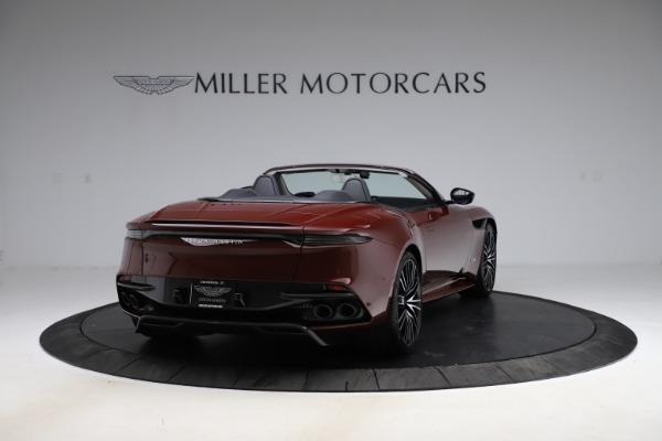 New 2021 Aston Martin DBS Superleggera Volante for sale $362,486 at Aston Martin of Greenwich in Greenwich CT 06830 6
