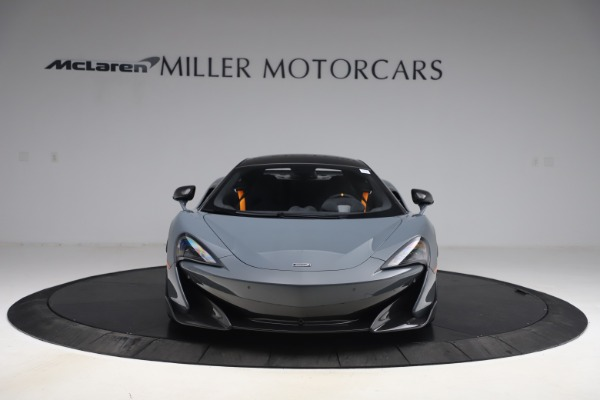 Used 2019 McLaren 600LT Coupe for sale $229,900 at Aston Martin of Greenwich in Greenwich CT 06830 10