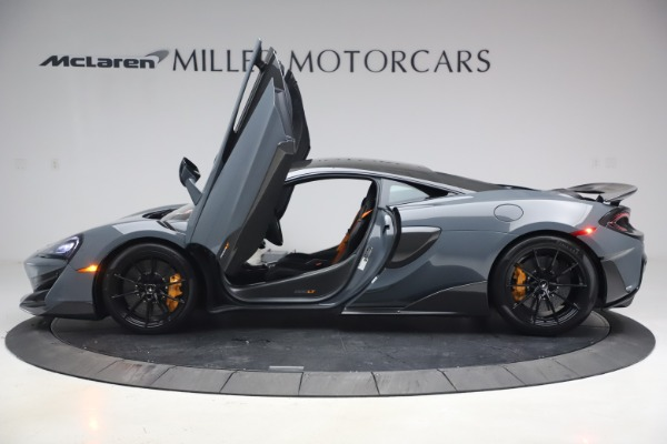 Used 2019 McLaren 600LT Coupe for sale $229,900 at Aston Martin of Greenwich in Greenwich CT 06830 13
