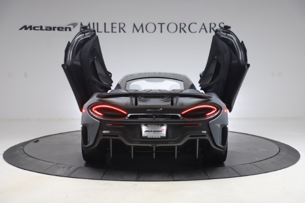 Used 2019 McLaren 600LT Coupe for sale $229,900 at Aston Martin of Greenwich in Greenwich CT 06830 15