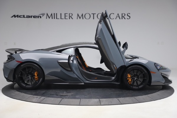 Used 2019 McLaren 600LT Coupe for sale $229,900 at Aston Martin of Greenwich in Greenwich CT 06830 17