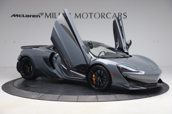 Used 2019 McLaren 600LT Coupe for sale $229,900 at Aston Martin of Greenwich in Greenwich CT 06830 18