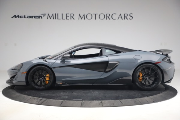 Used 2019 McLaren 600LT Coupe for sale $229,900 at Aston Martin of Greenwich in Greenwich CT 06830 2