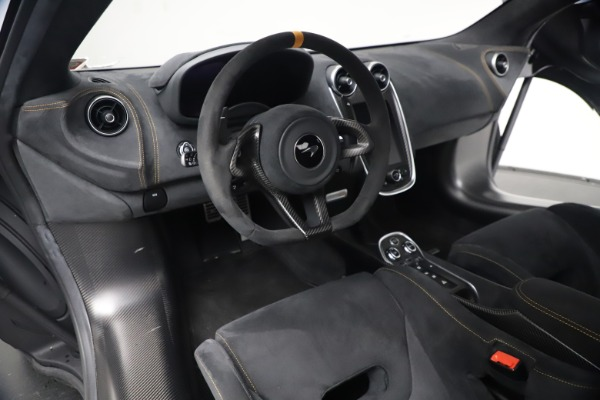 Used 2019 McLaren 600LT Coupe for sale $229,900 at Aston Martin of Greenwich in Greenwich CT 06830 22