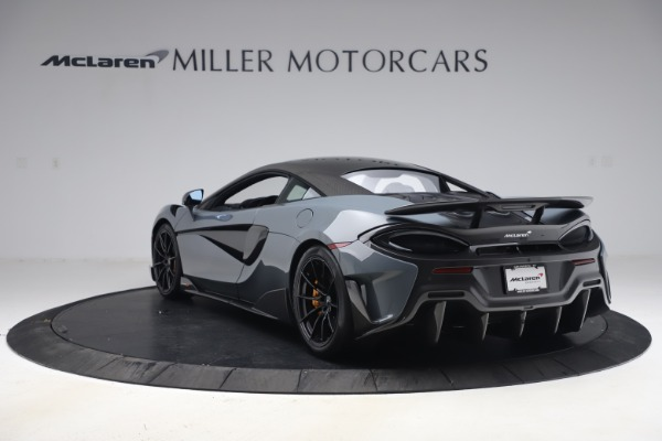 Used 2019 McLaren 600LT Coupe for sale $229,900 at Aston Martin of Greenwich in Greenwich CT 06830 4