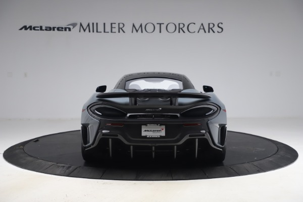 Used 2019 McLaren 600LT Coupe for sale $229,900 at Aston Martin of Greenwich in Greenwich CT 06830 5