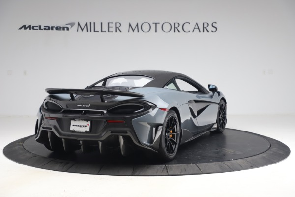 Used 2019 McLaren 600LT Coupe for sale $229,900 at Aston Martin of Greenwich in Greenwich CT 06830 6