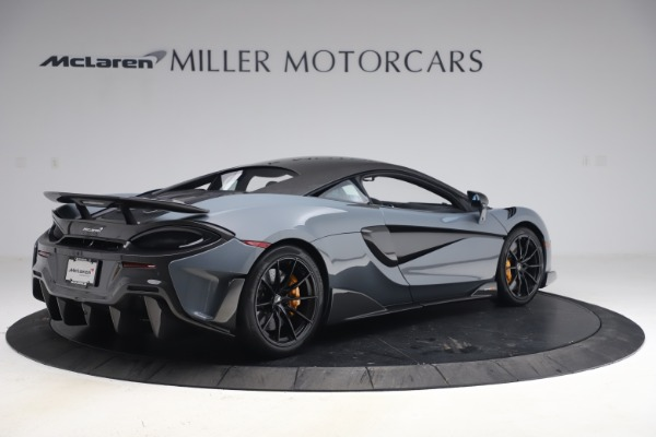 Used 2019 McLaren 600LT Coupe for sale $229,900 at Aston Martin of Greenwich in Greenwich CT 06830 7
