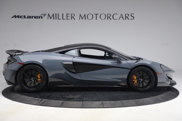 Used 2019 McLaren 600LT Coupe for sale $229,900 at Aston Martin of Greenwich in Greenwich CT 06830 8