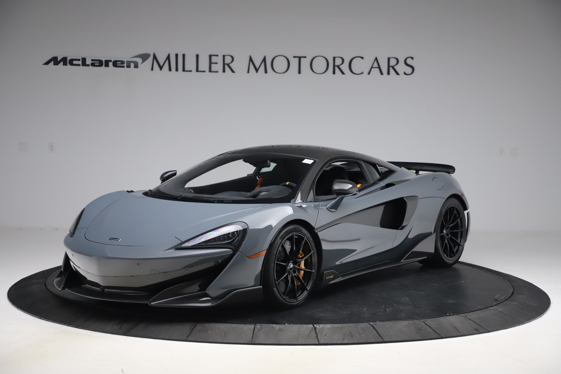 Used 2019 McLaren 600LT Coupe for sale $229,900 at Aston Martin of Greenwich in Greenwich CT 06830 1