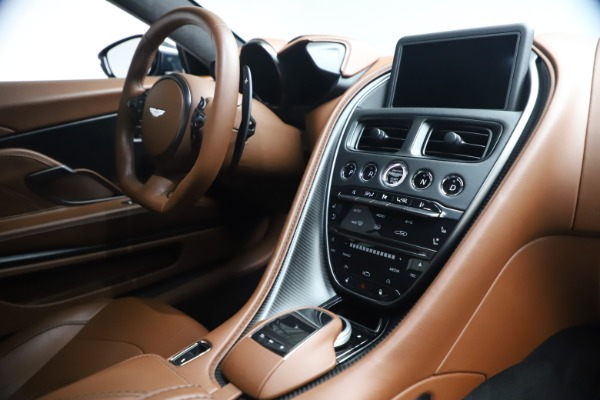 Used 2020 Aston Martin DBS Superleggera for sale $295,900 at Aston Martin of Greenwich in Greenwich CT 06830 17