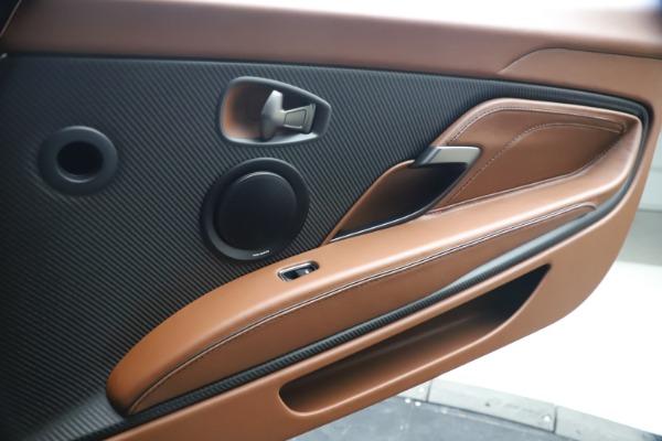 Used 2020 Aston Martin DBS Superleggera for sale $295,900 at Aston Martin of Greenwich in Greenwich CT 06830 18