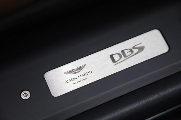 Used 2020 Aston Martin DBS Superleggera for sale $295,900 at Aston Martin of Greenwich in Greenwich CT 06830 21
