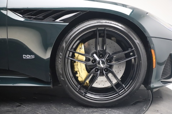 Used 2020 Aston Martin DBS Superleggera for sale $295,900 at Aston Martin of Greenwich in Greenwich CT 06830 23
