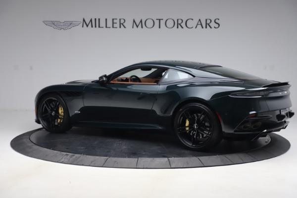 Used 2020 Aston Martin DBS Superleggera for sale $295,900 at Aston Martin of Greenwich in Greenwich CT 06830 3