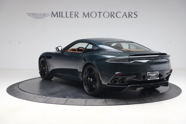 Used 2020 Aston Martin DBS Superleggera for sale $295,900 at Aston Martin of Greenwich in Greenwich CT 06830 4