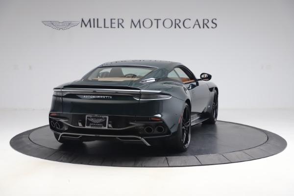 Used 2020 Aston Martin DBS Superleggera for sale $295,900 at Aston Martin of Greenwich in Greenwich CT 06830 6