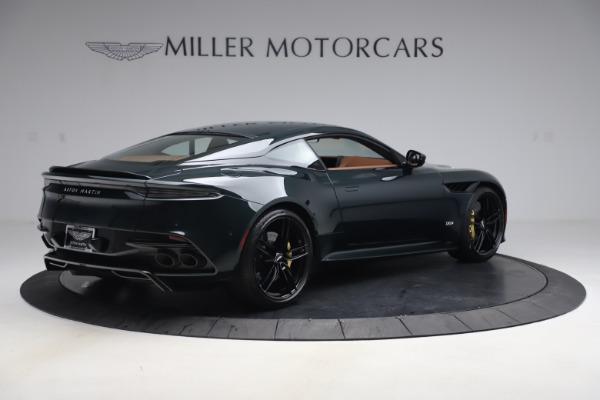 Used 2020 Aston Martin DBS Superleggera for sale $295,900 at Aston Martin of Greenwich in Greenwich CT 06830 7