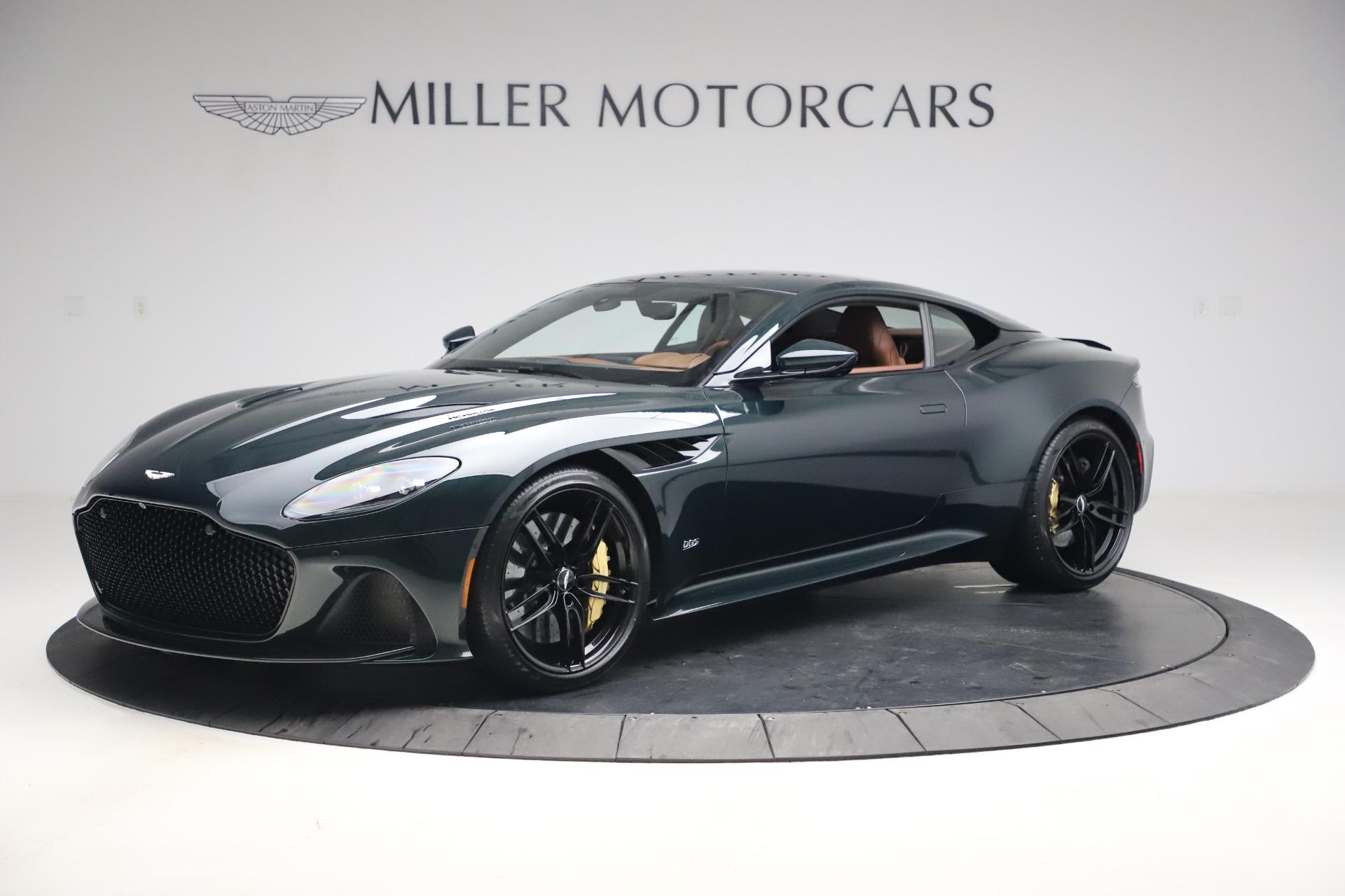 Used 2020 Aston Martin DBS Superleggera for sale $295,900 at Aston Martin of Greenwich in Greenwich CT 06830 1