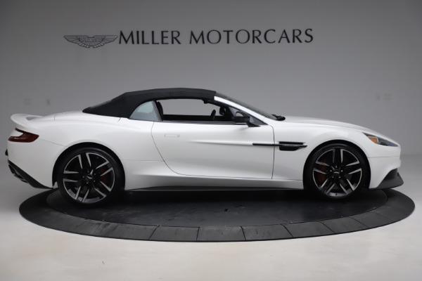 Used 2015 Aston Martin Vanquish Volante for sale $139,900 at Aston Martin of Greenwich in Greenwich CT 06830 17