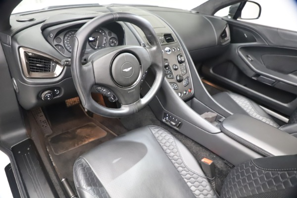 Used 2015 Aston Martin Vanquish Volante for sale $139,900 at Aston Martin of Greenwich in Greenwich CT 06830 19