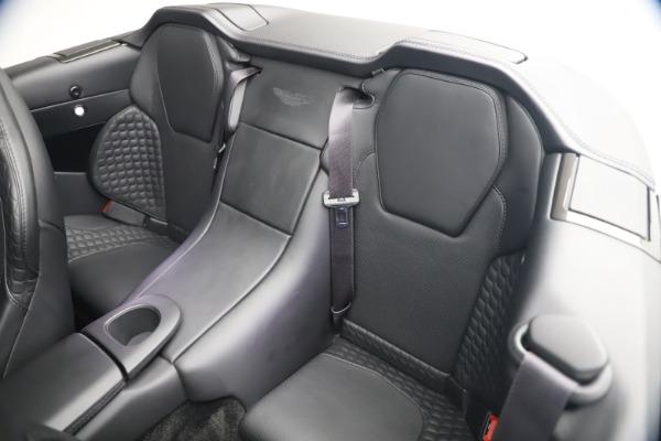Used 2015 Aston Martin Vanquish Volante for sale $139,900 at Aston Martin of Greenwich in Greenwich CT 06830 25