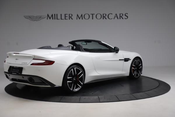 Used 2015 Aston Martin Vanquish Volante for sale $139,900 at Aston Martin of Greenwich in Greenwich CT 06830 7