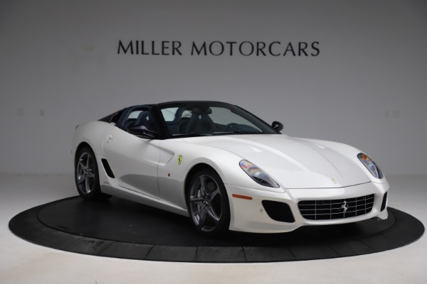 Used 2011 Ferrari 599 SA Aperta for sale $1,379,000 at Aston Martin of Greenwich in Greenwich CT 06830 11