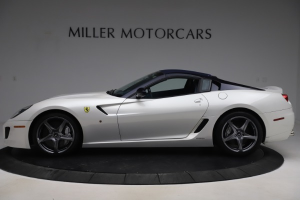 Used 2011 Ferrari 599 SA Aperta for sale $1,379,000 at Aston Martin of Greenwich in Greenwich CT 06830 12