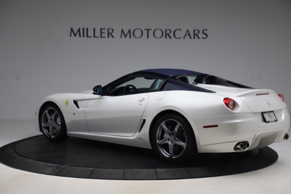 Used 2011 Ferrari 599 SA Aperta for sale $1,379,000 at Aston Martin of Greenwich in Greenwich CT 06830 13