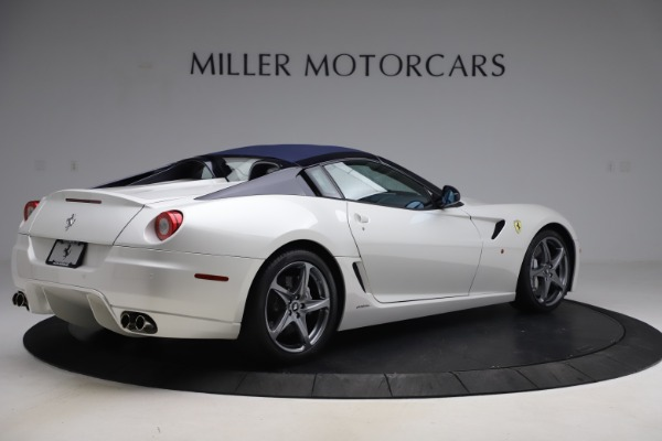 Used 2011 Ferrari 599 SA Aperta for sale $1,379,000 at Aston Martin of Greenwich in Greenwich CT 06830 14