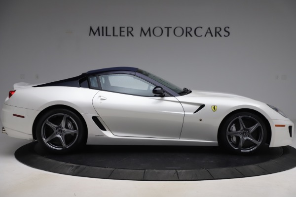 Used 2011 Ferrari 599 SA Aperta for sale $1,379,000 at Aston Martin of Greenwich in Greenwich CT 06830 15