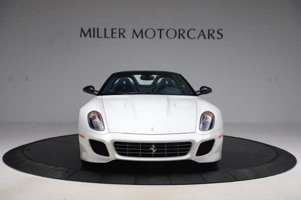 Used 2011 Ferrari 599 SA Aperta for sale $1,379,000 at Aston Martin of Greenwich in Greenwich CT 06830 16
