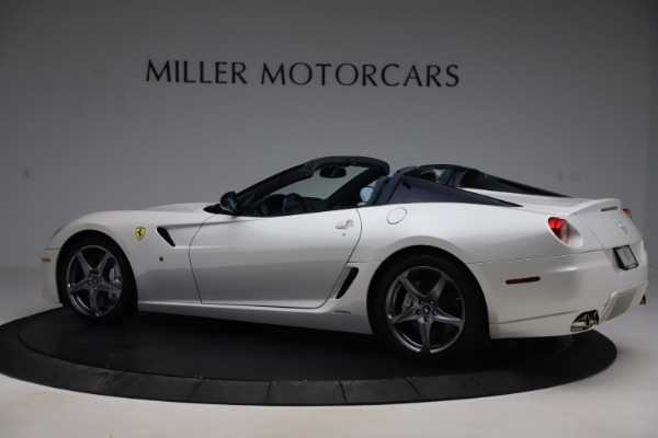 Used 2011 Ferrari 599 SA Aperta for sale $1,379,000 at Aston Martin of Greenwich in Greenwich CT 06830 4