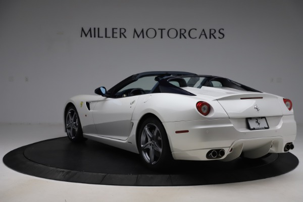 Used 2011 Ferrari 599 SA Aperta for sale $1,379,000 at Aston Martin of Greenwich in Greenwich CT 06830 5