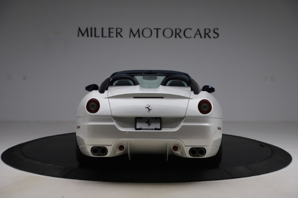 Used 2011 Ferrari 599 SA Aperta for sale $1,379,000 at Aston Martin of Greenwich in Greenwich CT 06830 6