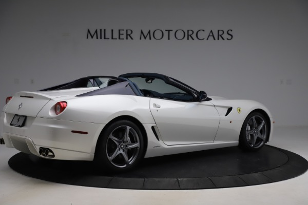 Used 2011 Ferrari 599 SA Aperta for sale $1,379,000 at Aston Martin of Greenwich in Greenwich CT 06830 8